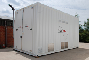 Phoenix Engineering Generator Container